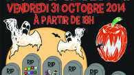 Venez participer à la première soirée jeux du Centre Social et Culturel pour fêter Halloween !