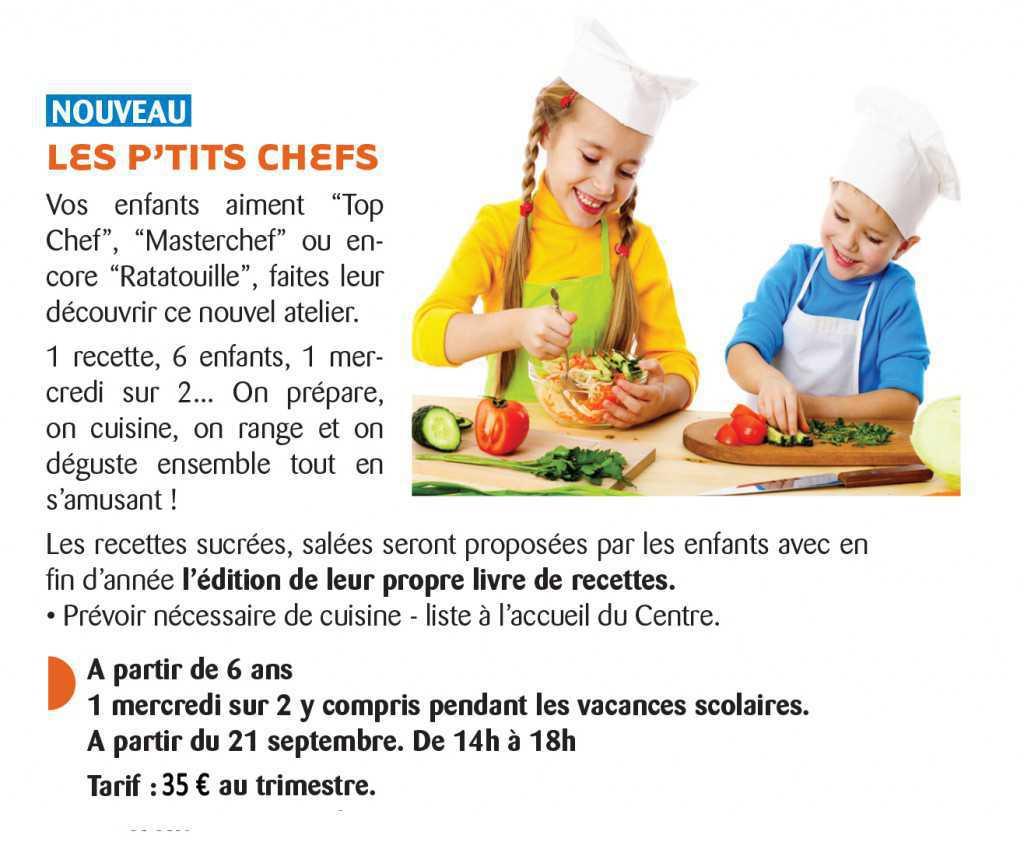 ptits chefs