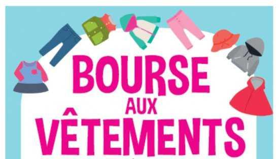 Une bourse aux vêtements (Femme-Homme-Enfant) se tiendra le dimanche 26 mars de 10h à 17h, au Centre Social et Culturel de Pontault-Combault !