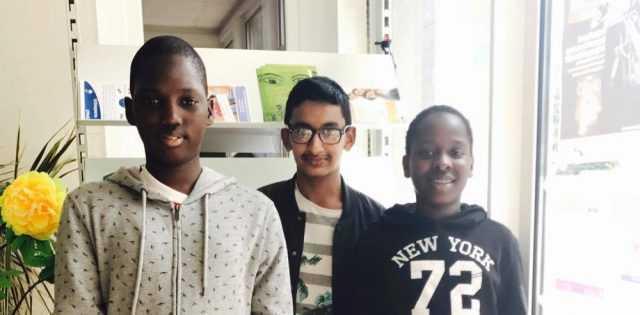 La Junior Association «AXOSSIATION»: Habibou, Fawjan et Abdou ont crée «AXOSSIATION» ayant pour objectif d'organiser diverses sorties telles que Parc Astérix, Futuroscope… Afin de financer leurs projets, ils vendent des […]